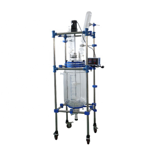 50l glass reactor Chemical Synthesis Reactor