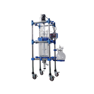 10L Glass Reactor