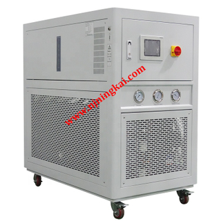 Low temperature circulator