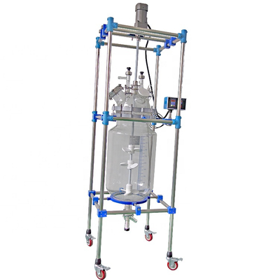 XC-50L Single layer glass reactor