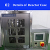 Lab Ball Single Layer Reactor Monolayer glass reactor